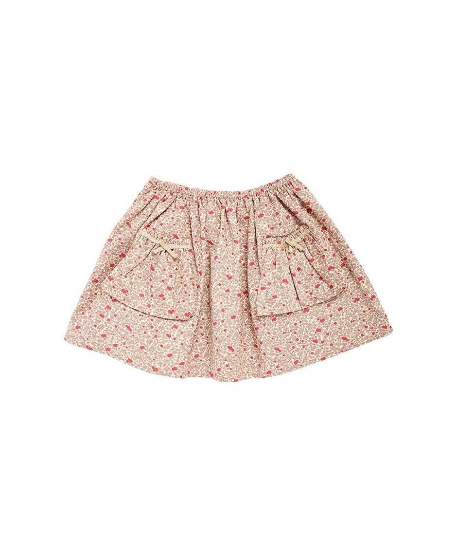 ilove Cord studio skirt