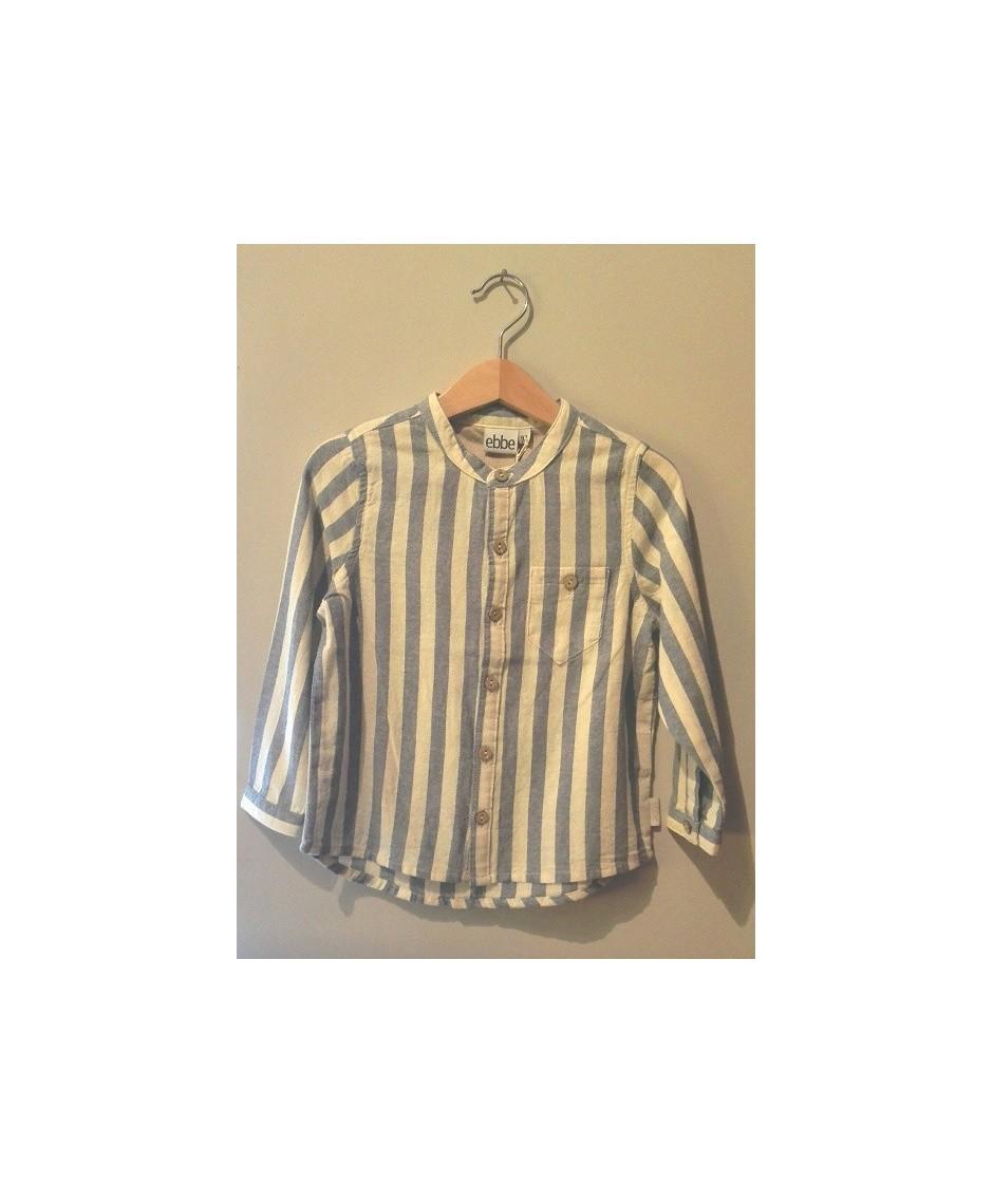EBBE Camisa cuello chimenea
