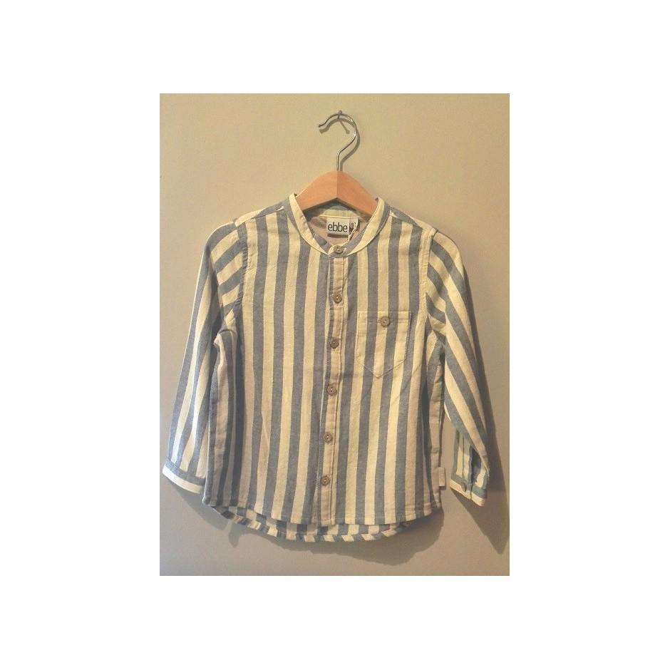 Camisa cuello chimenea