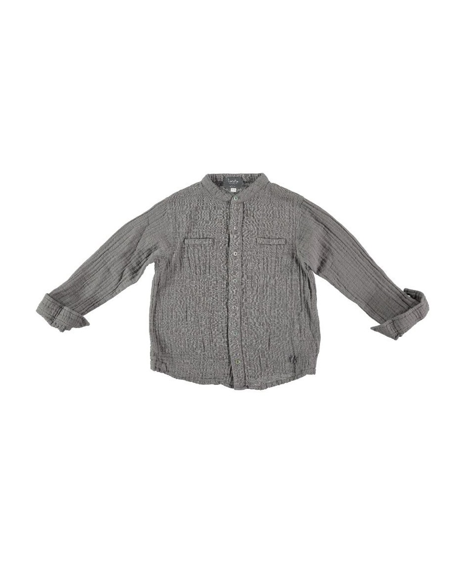 TOCOTÓ BOY SHIRT / crudo