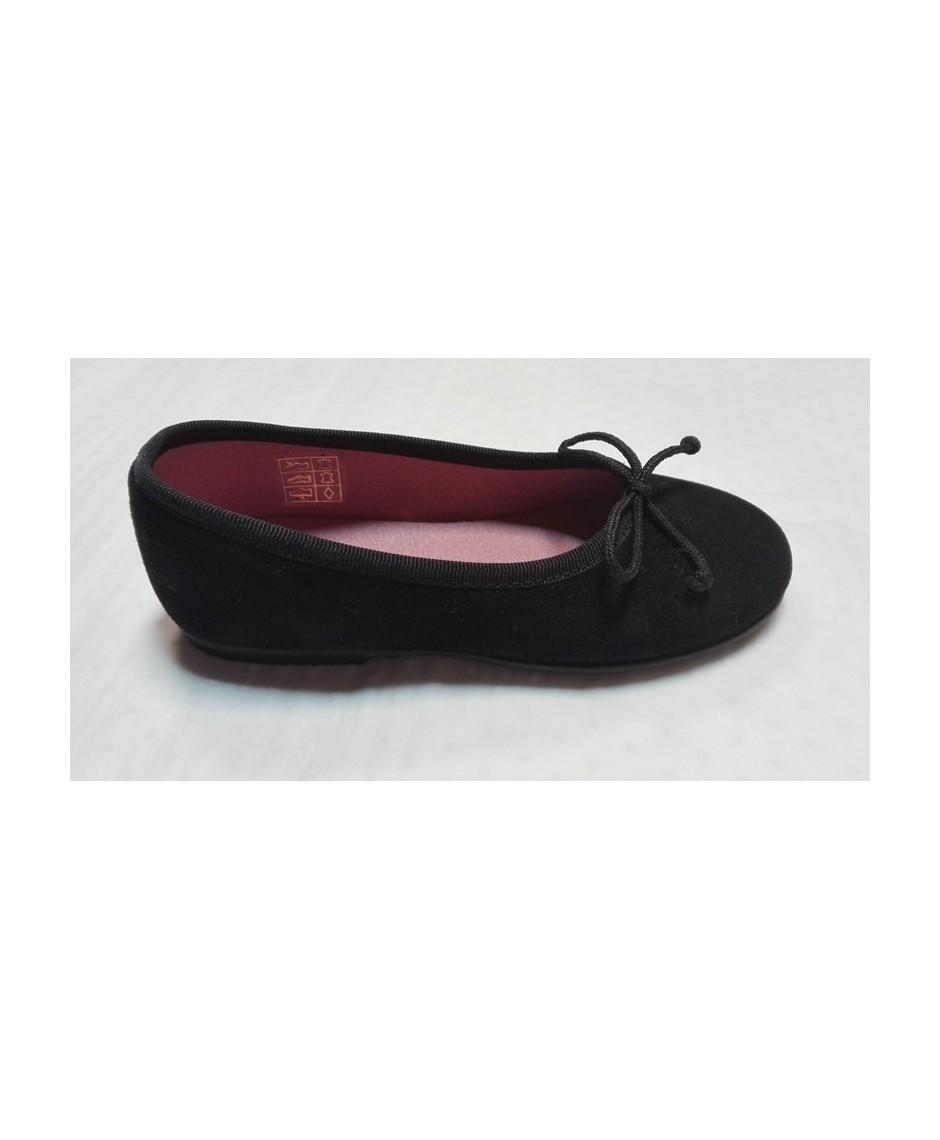 Bailarina color negro