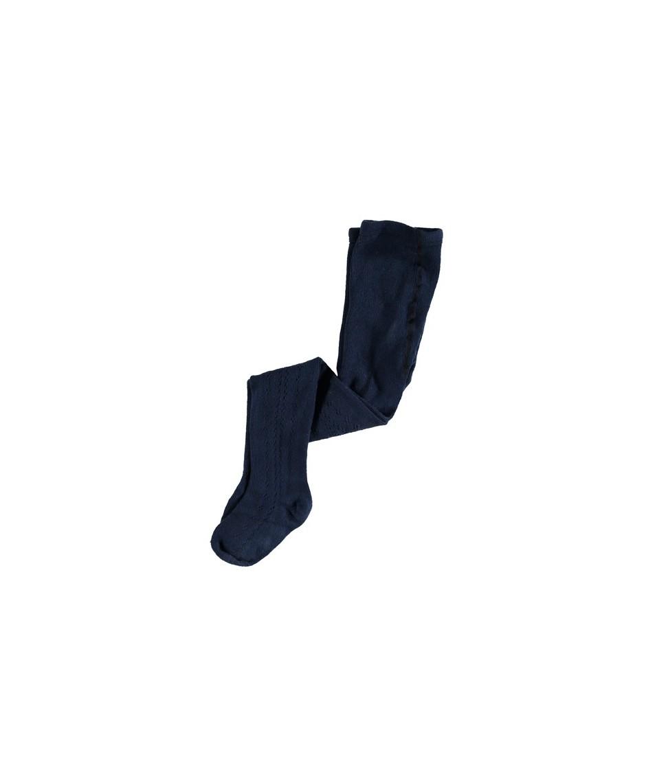 Bicolor tights