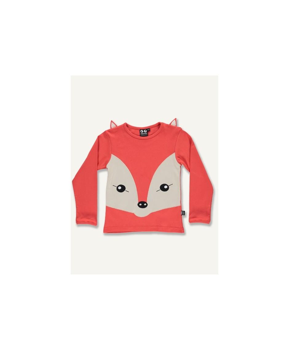 Camiseta Foxy Tee Paprika