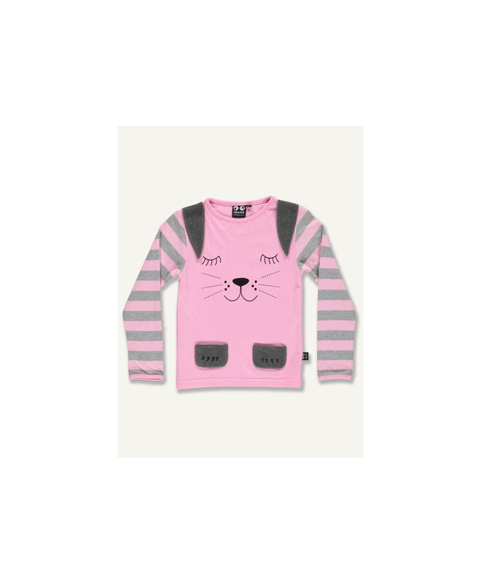 Rabbit pyjamas sleepy / Pink