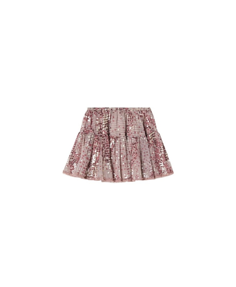 Diamond Skirt - Mauve