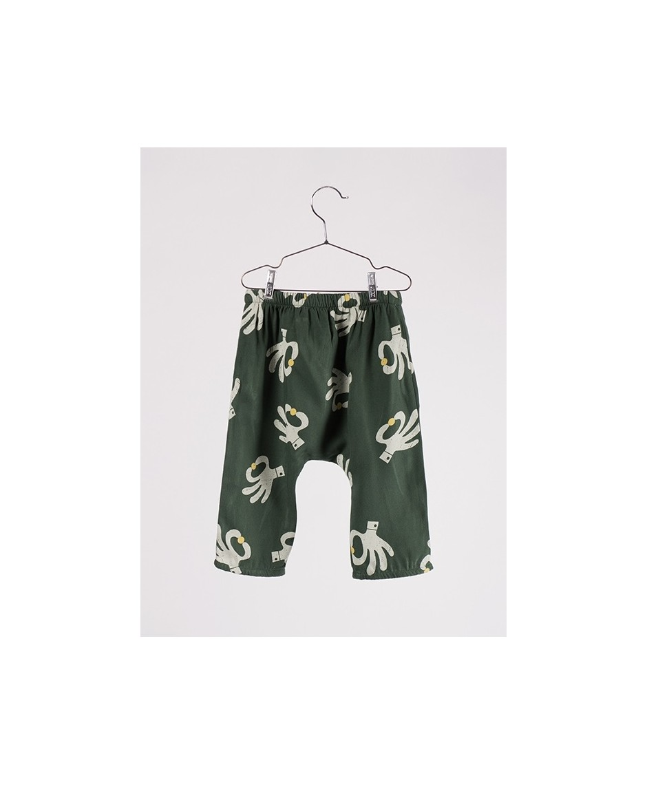 Baggy Trousers Hand Trick Baby