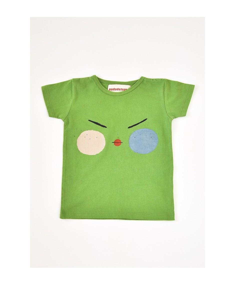 Camiseta Oghul / Verde