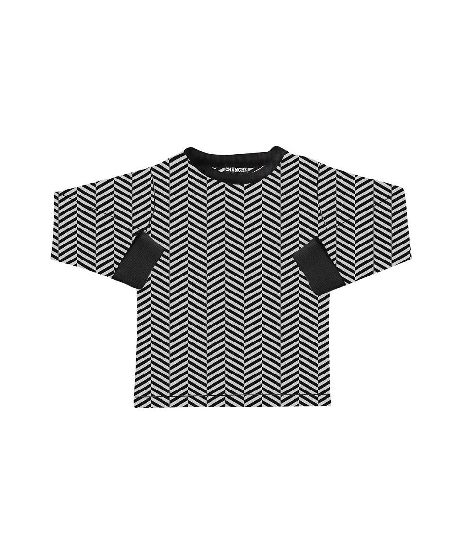 Camiseta ML espiga