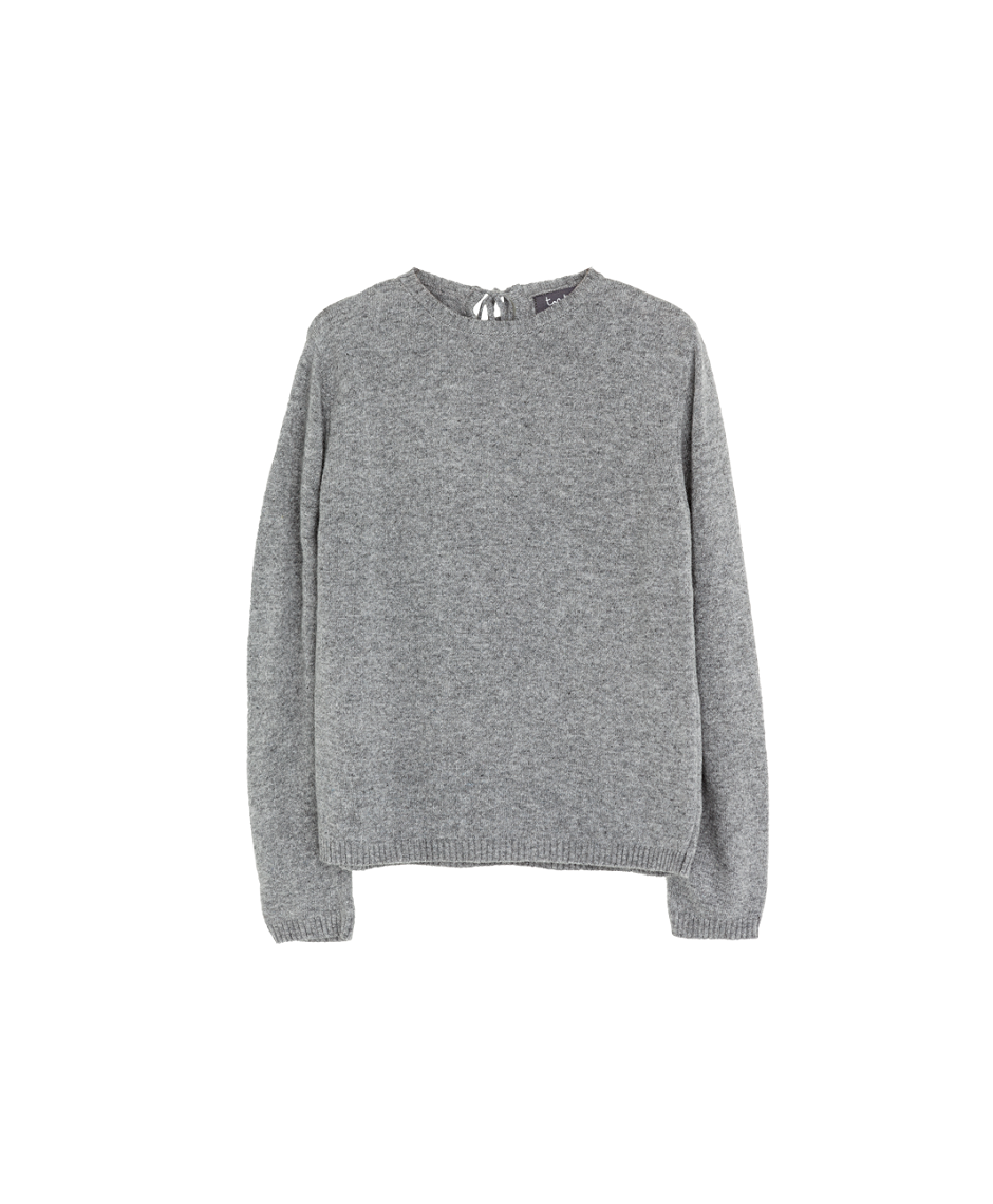 TOCOTO SWEATER GREY