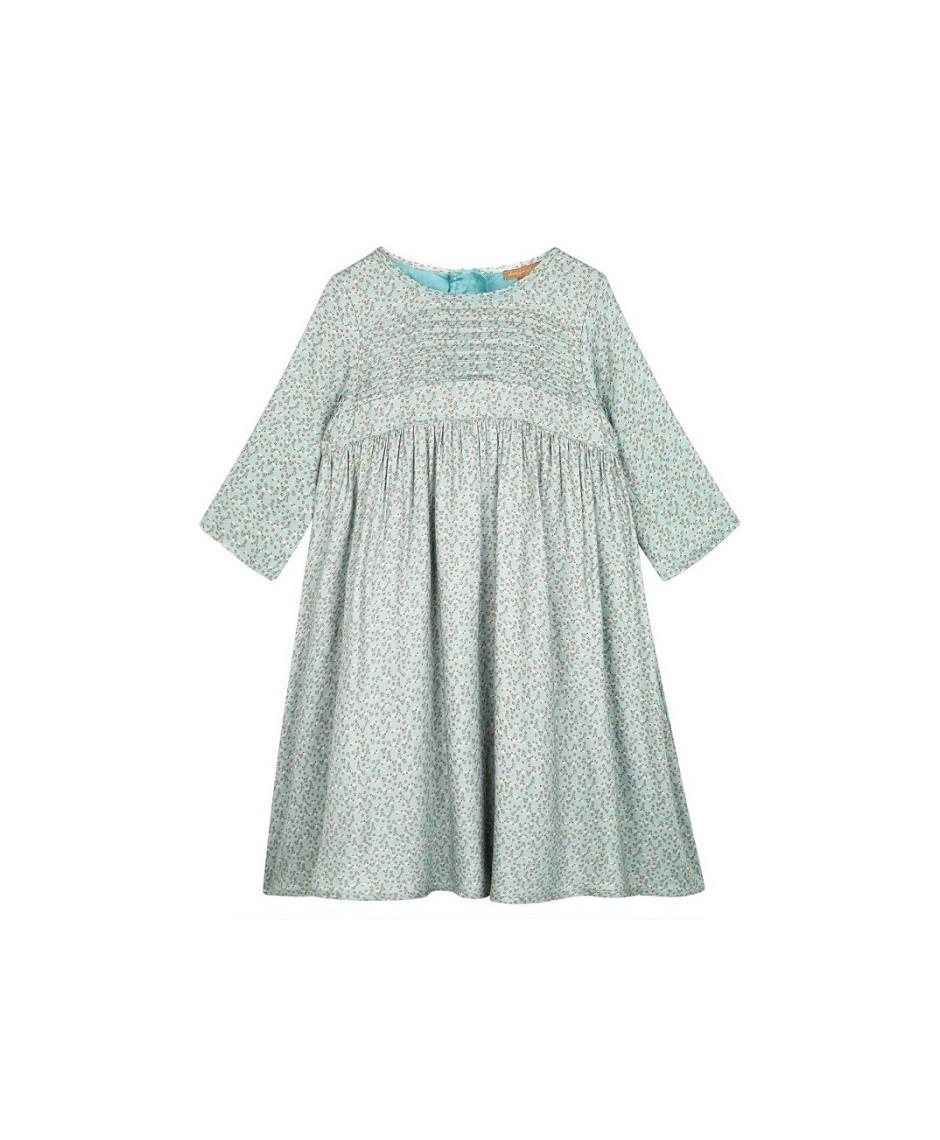 Anoushka Dress - Teal