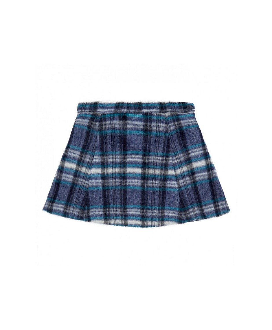 Tartan Skirt - Multicolor