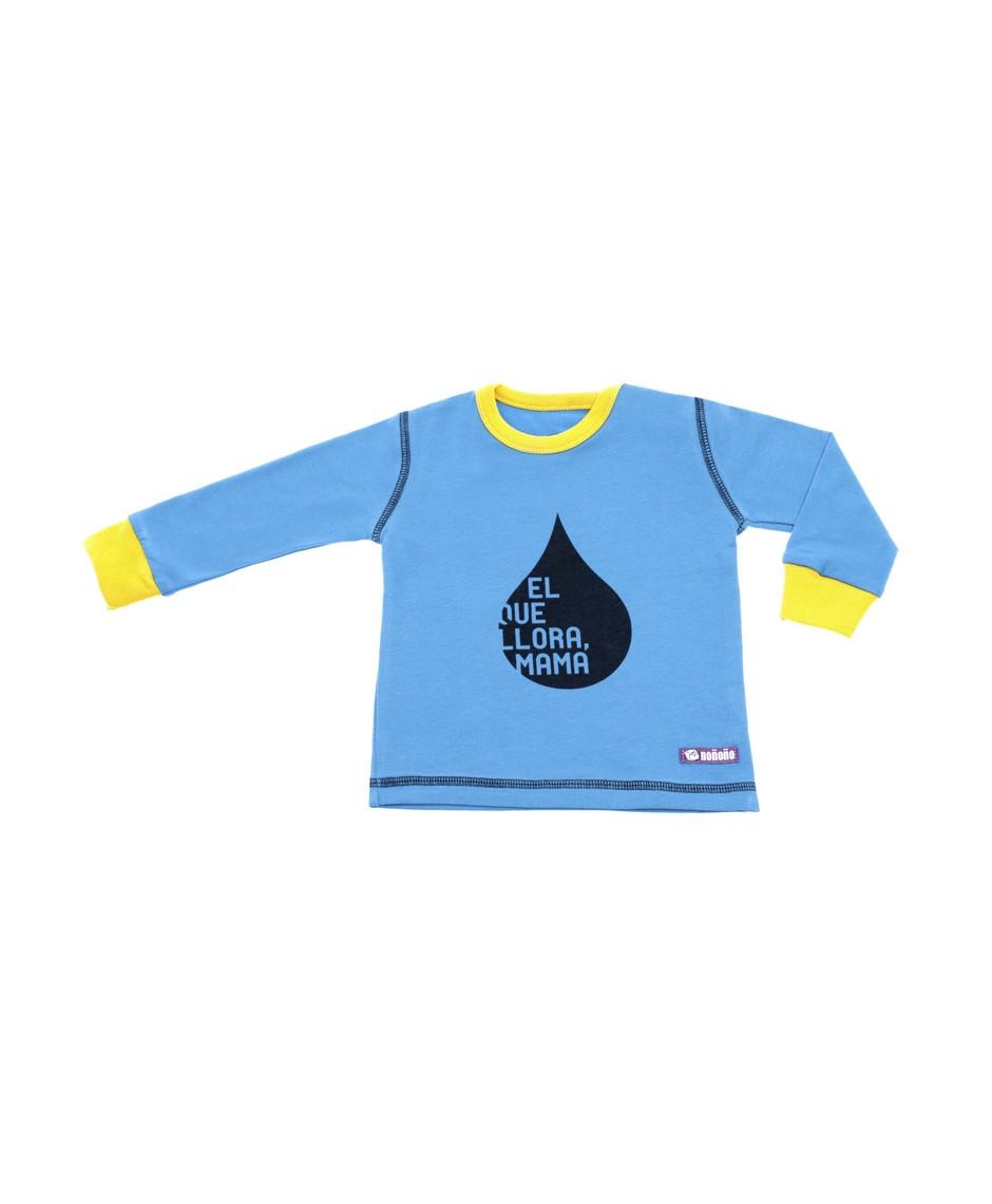 Camiseta Llora