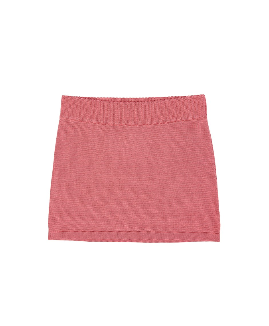 FUB SKIRT RASPBERRY