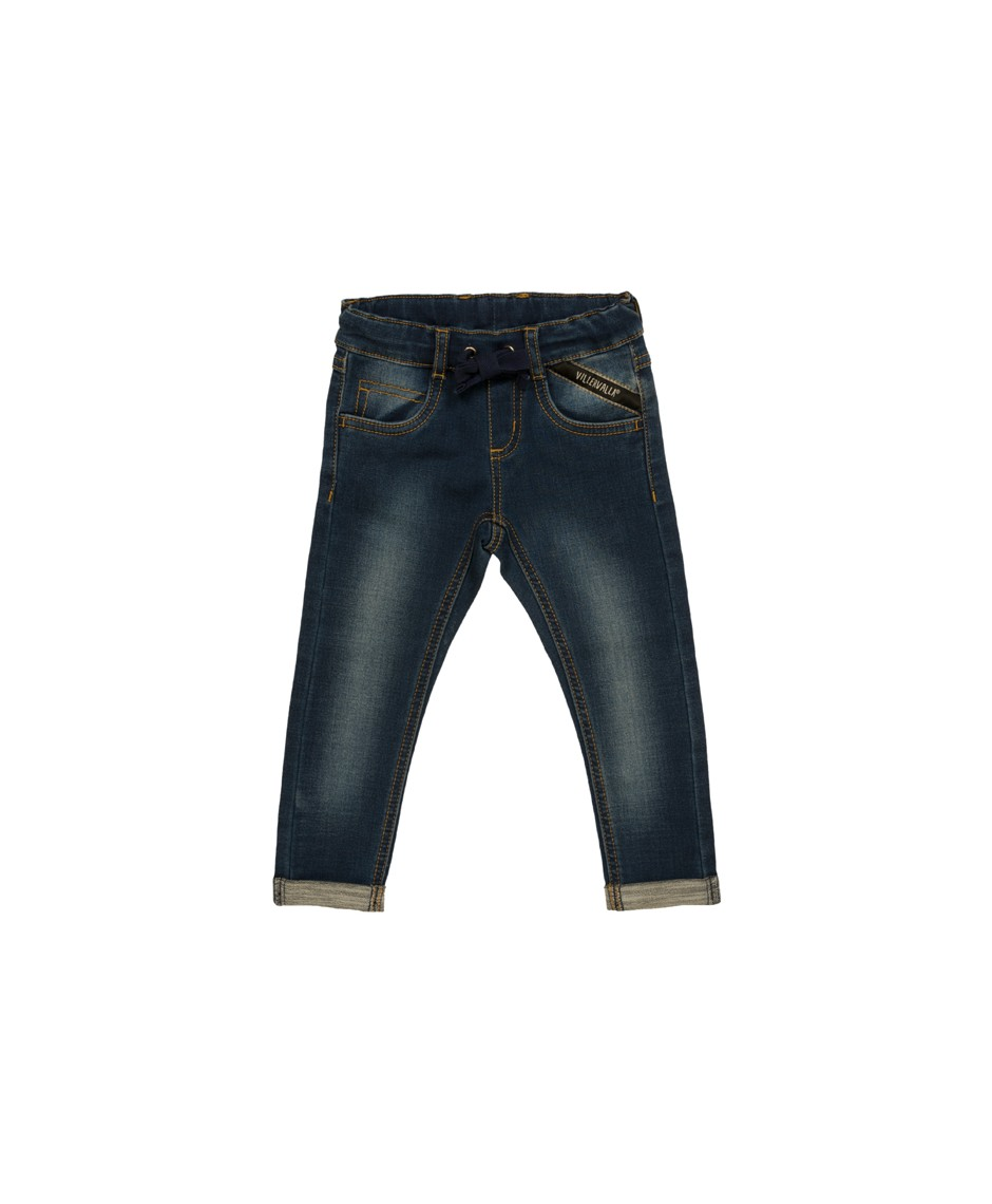 VILLERVALLA DARK DENIM JEANS