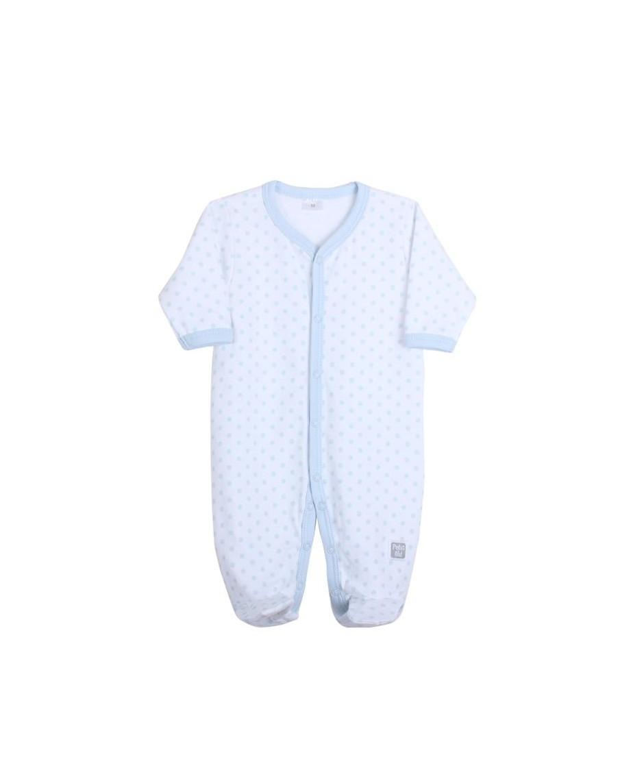 PETIT OH Pijama topos celeste