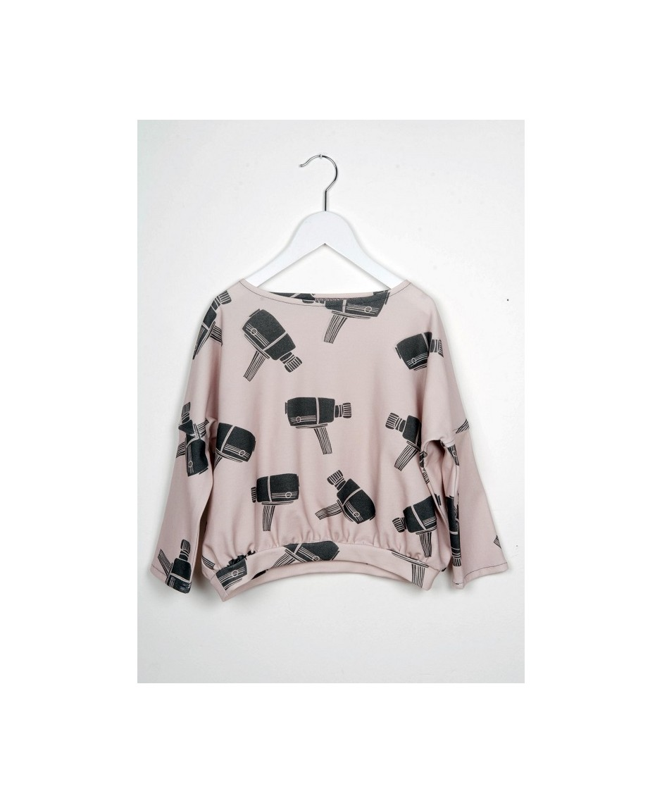 PERFECT DAYS SWEATSHIR CAMARA / PINK