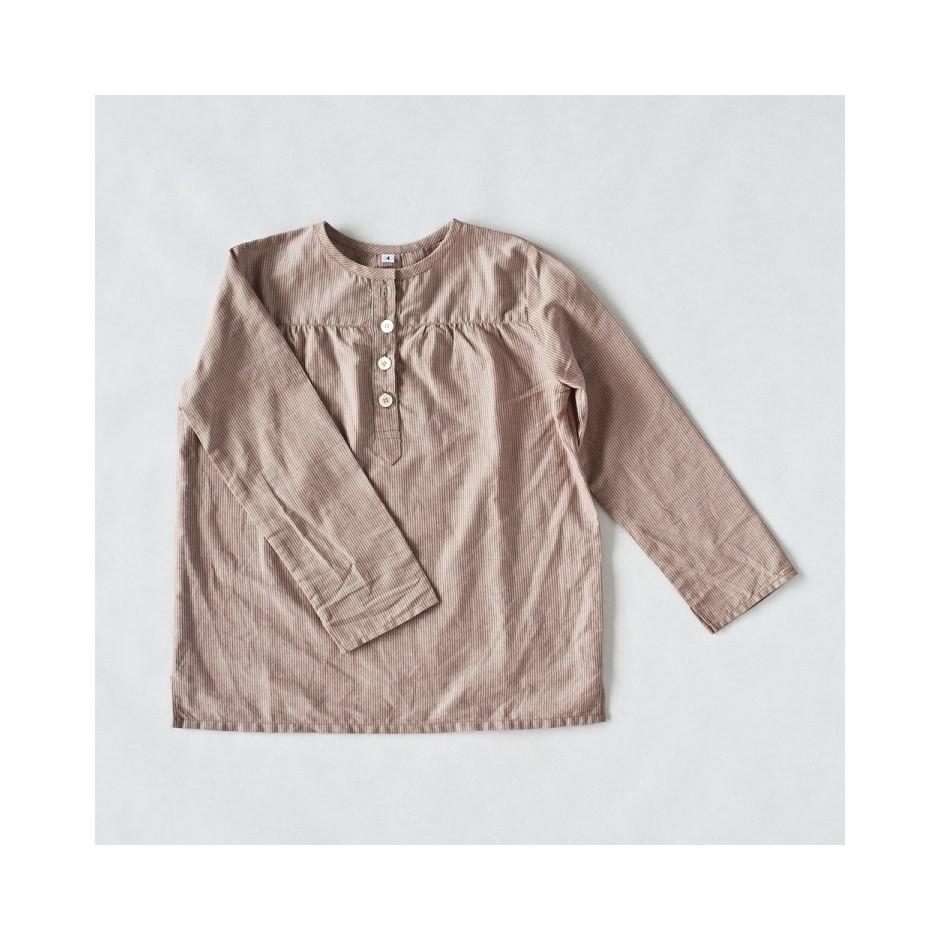 Camisa micro rayas