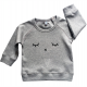 organiczoo sweatshirt sleepy