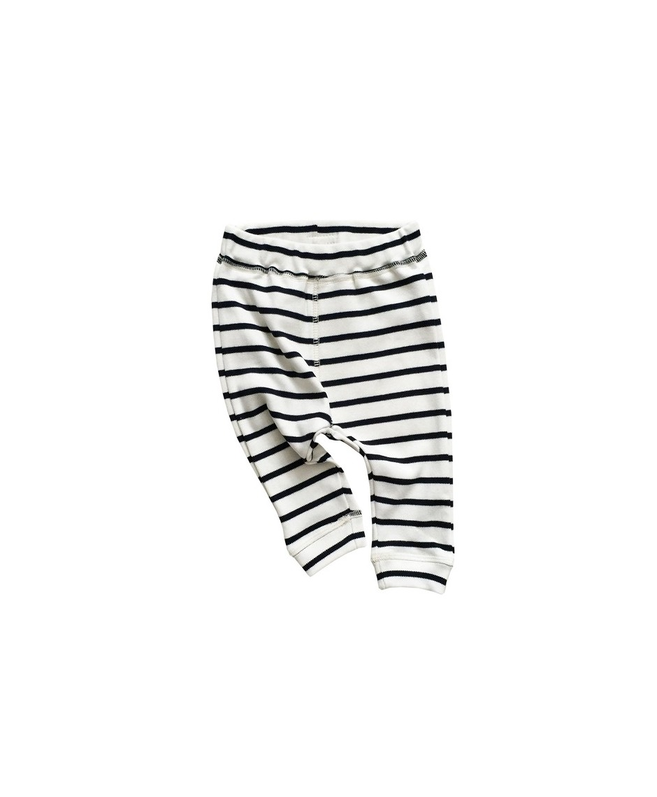 organiczoo pants stripes