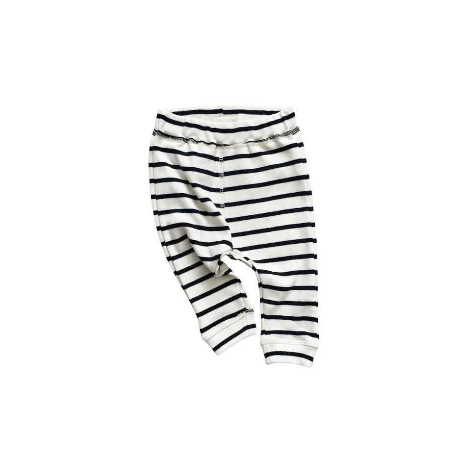 organiczoo pants stripes