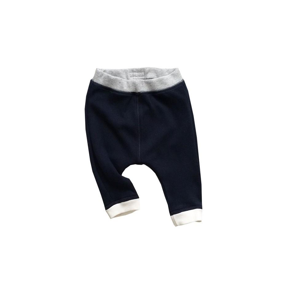 organiczoo pants navy