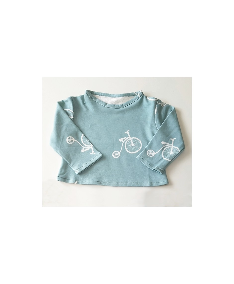 Perfect Days SWEATSHIRT BABY BICI