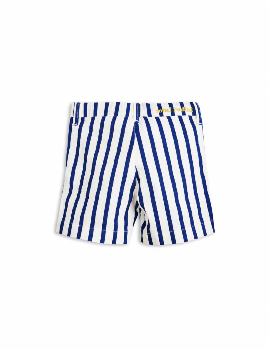 MINI RODINI STRIPED CHINO