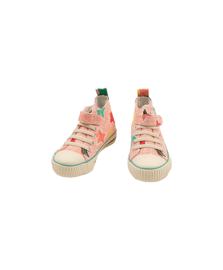 VILLERVALLA SNEAKERS STRAWBERRY