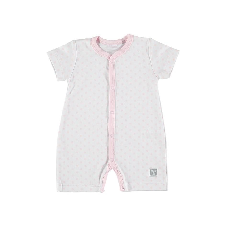 Pijama Verano Topo / Rosa