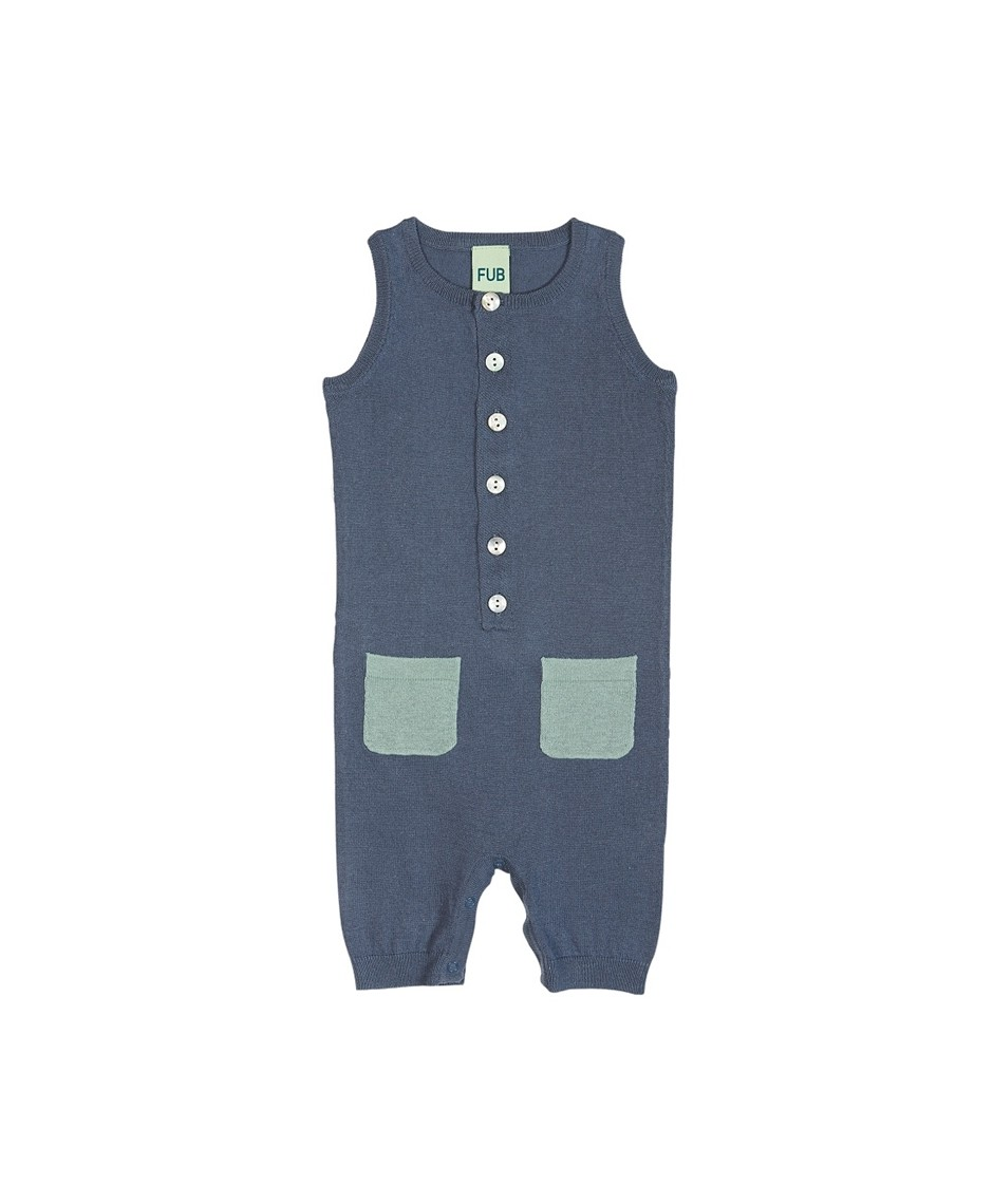 Baby Pocket Suit / Rosa