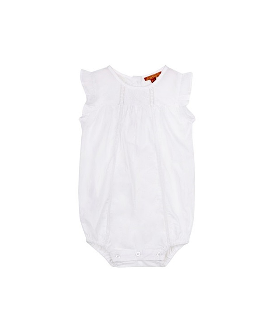 Baby Coco Suit / White