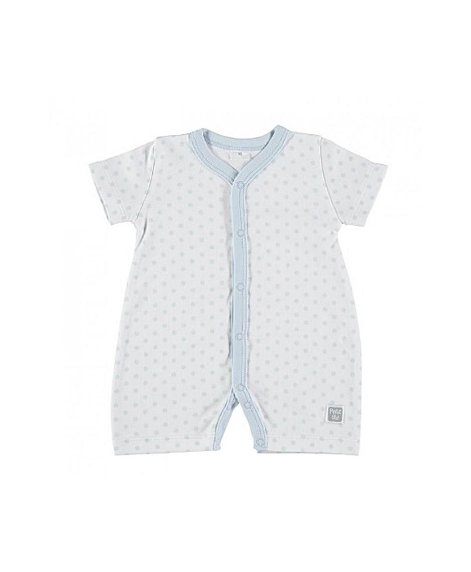 petit oh Pijama Topo / Celeste