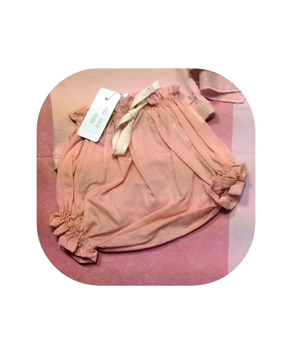 Culotte rosa