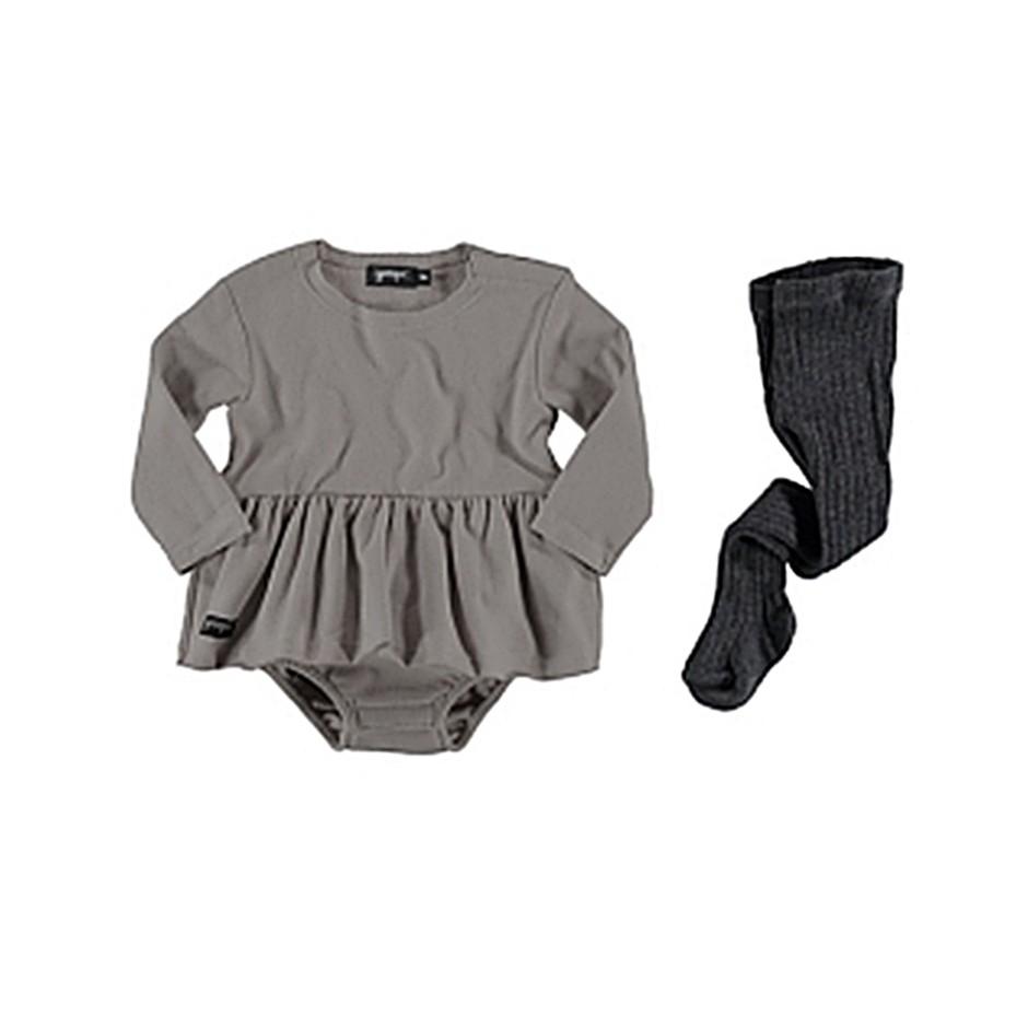 Baby Girl Set / Mauve