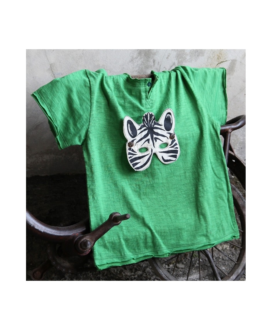 PERLIMPINPIN TEE ANIMAL MASK