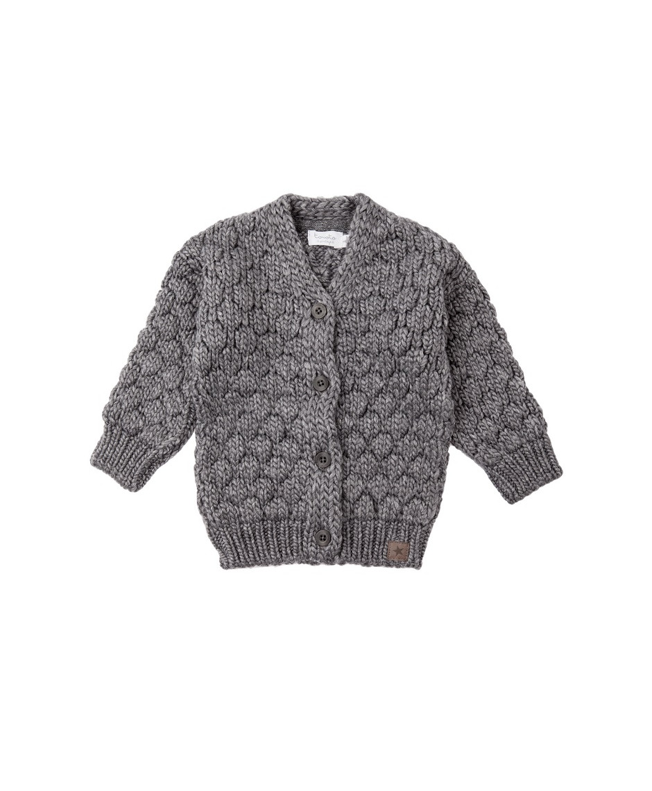 TOCOTO CARDIGAN TRICOT