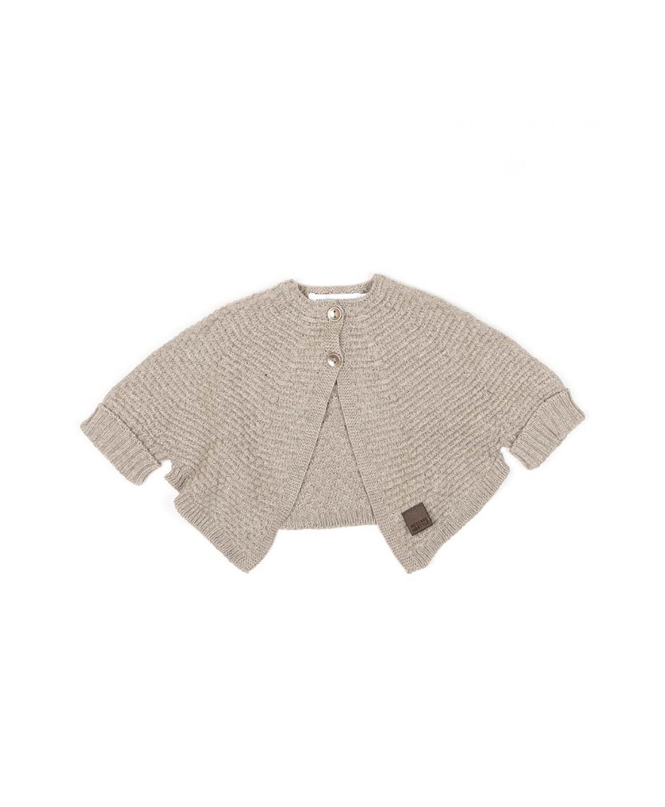MESSAGE CARDIGAN ALICE / FUME