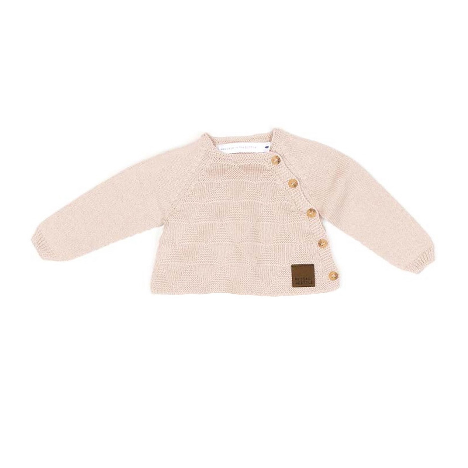MESSAGE SWEATER ORSAY / NUT