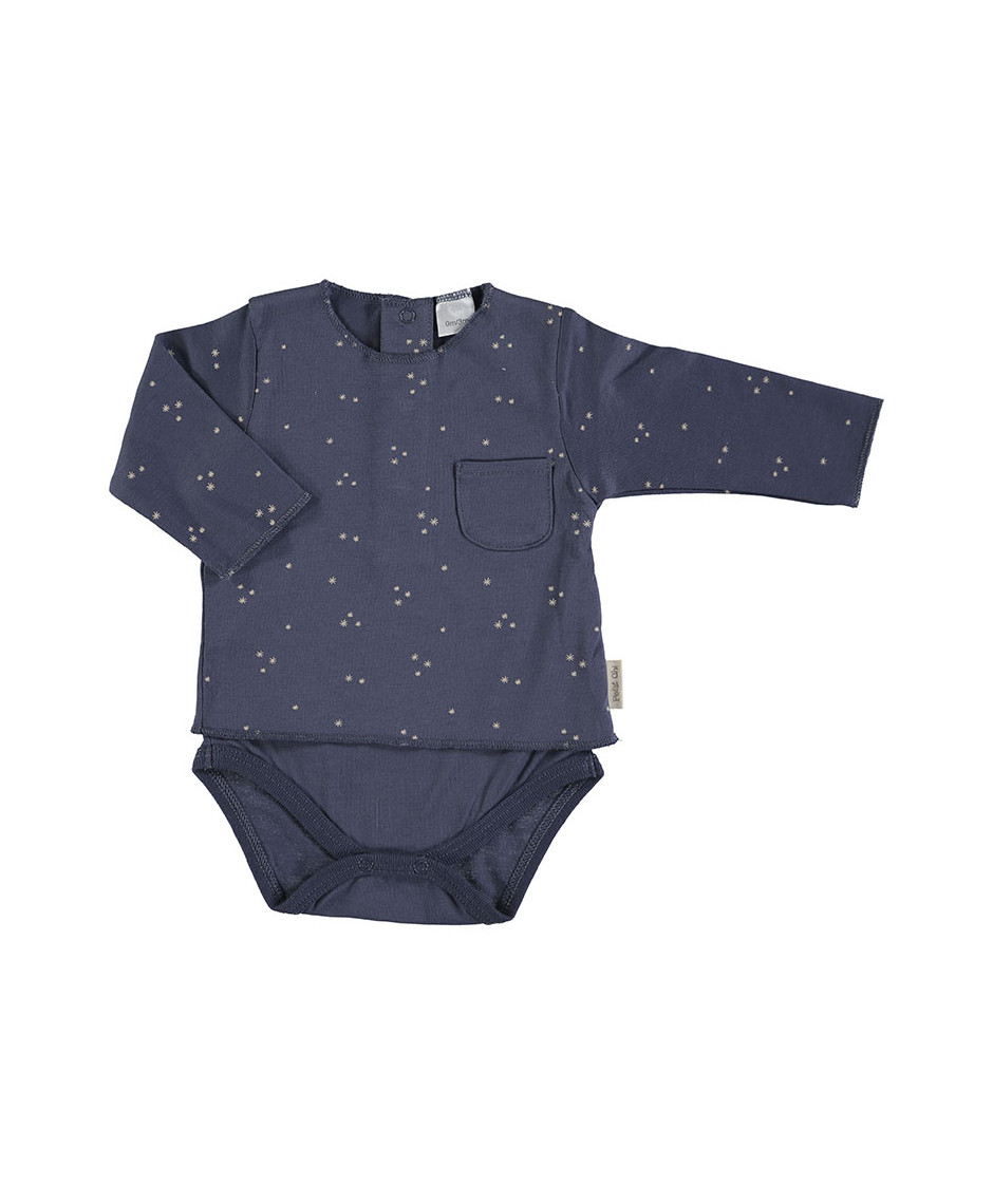 PETIT OH T-SHIRT BODY KAI BLUE