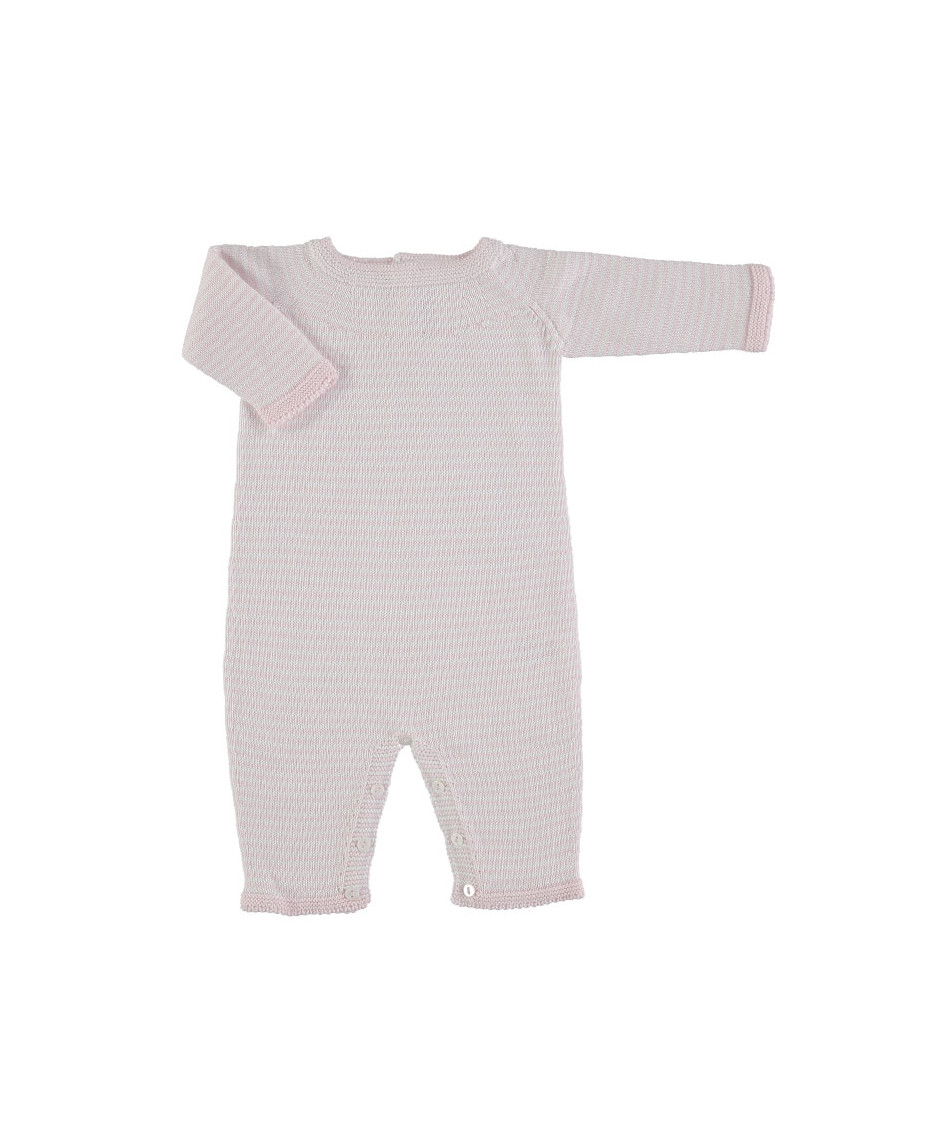 PETIT OH ROMPERS TIM PINK