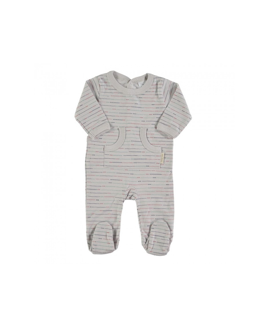PETIT OH PIJAMA ML URBAN MIX TIM