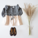 PLUMETI RAIN BABY DRESS WOOL