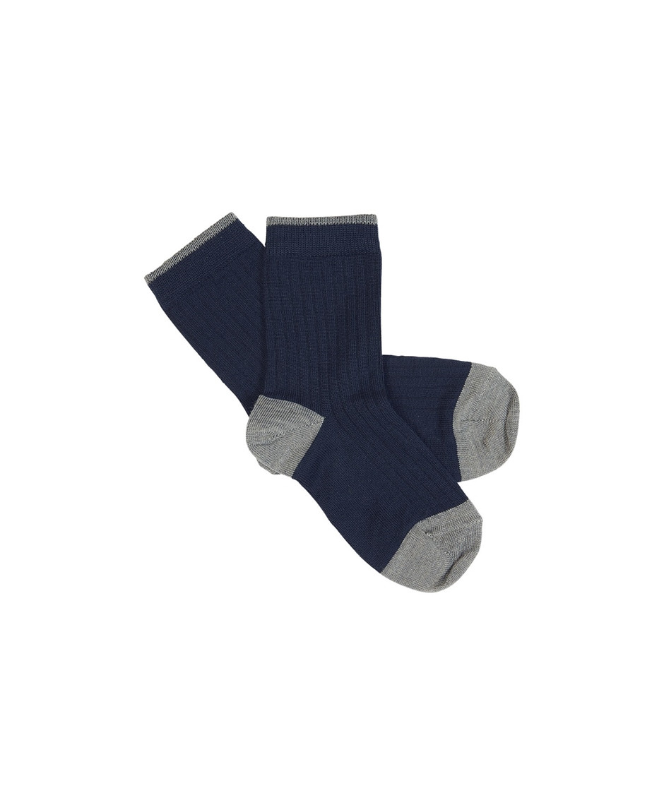 FUB SOCKS NAVY