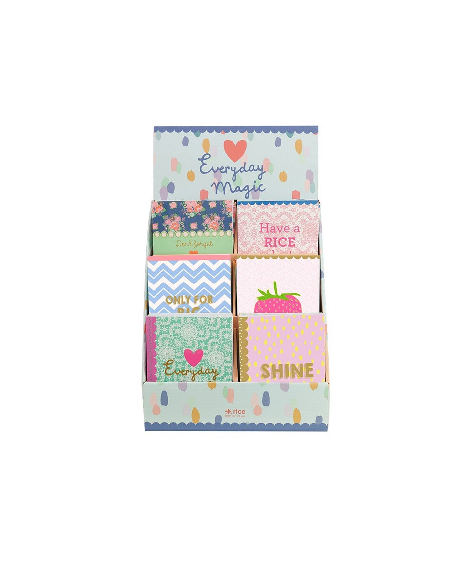 Rice notebooks A6