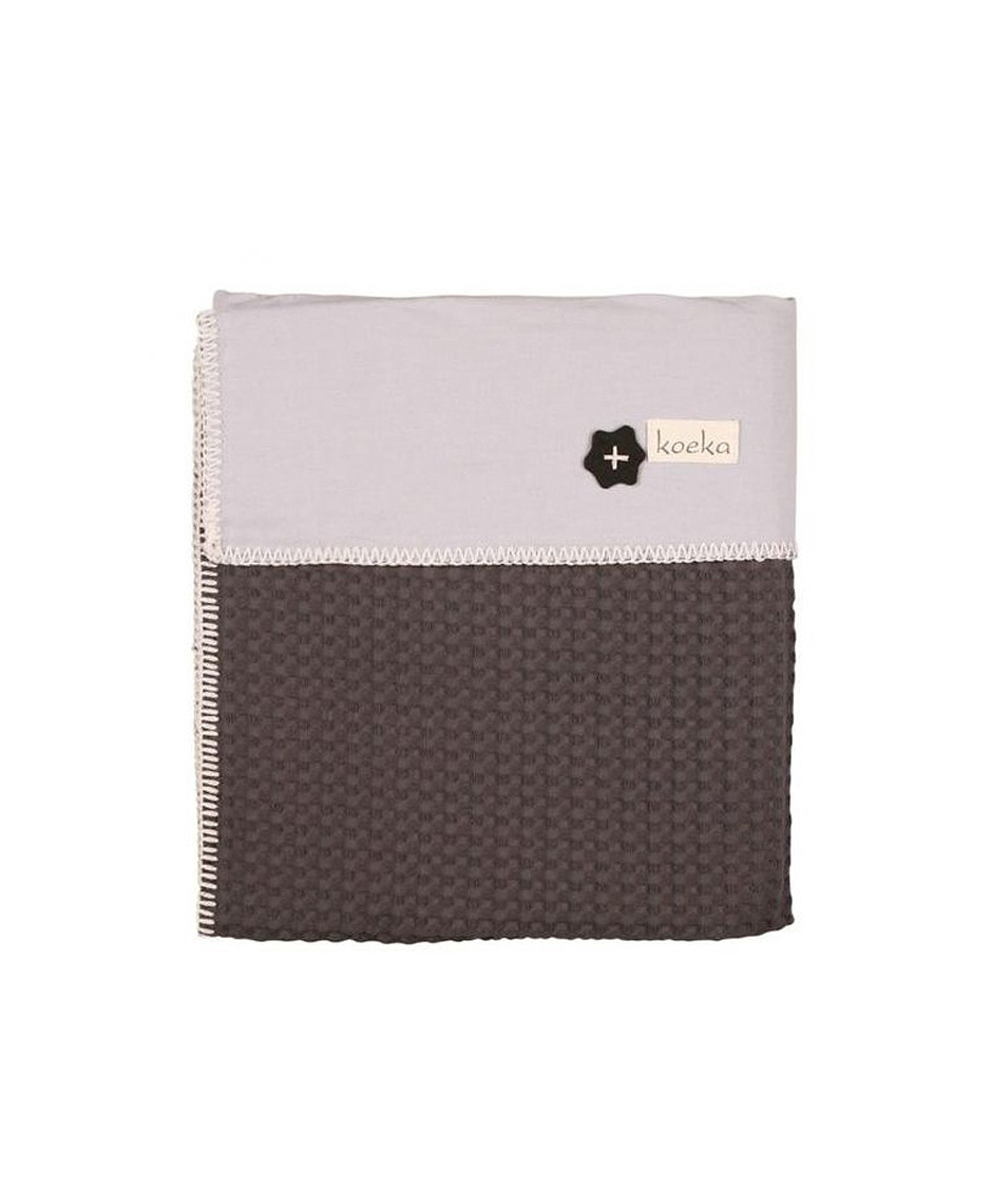 Koeka Blanket antwerp dark grey