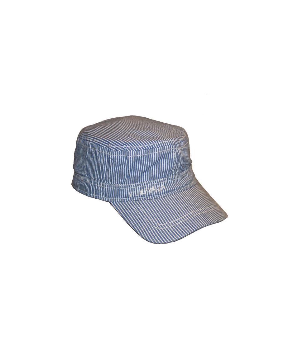 VILLERVALLA SUN CAP BLUE