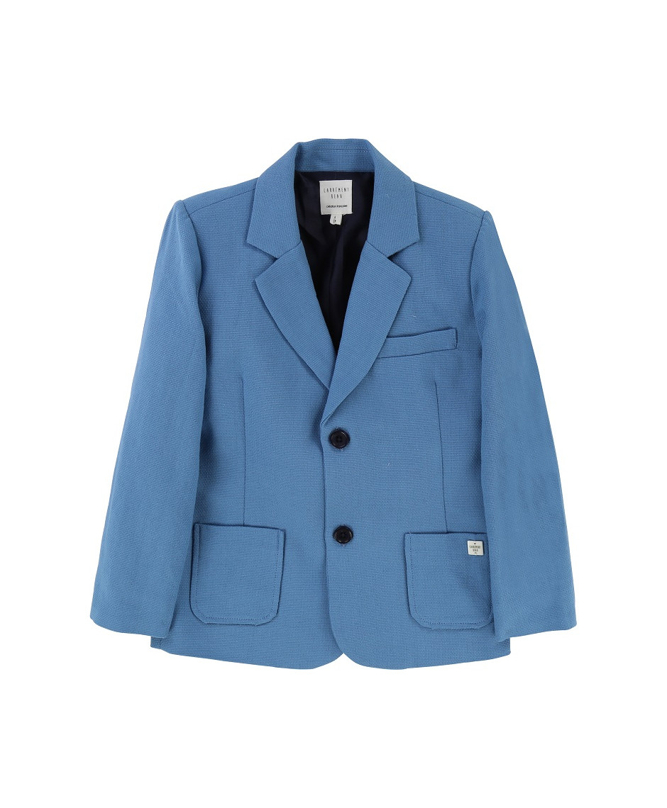 CARRÉMENT BEAU JACKET COSTUME BLUE