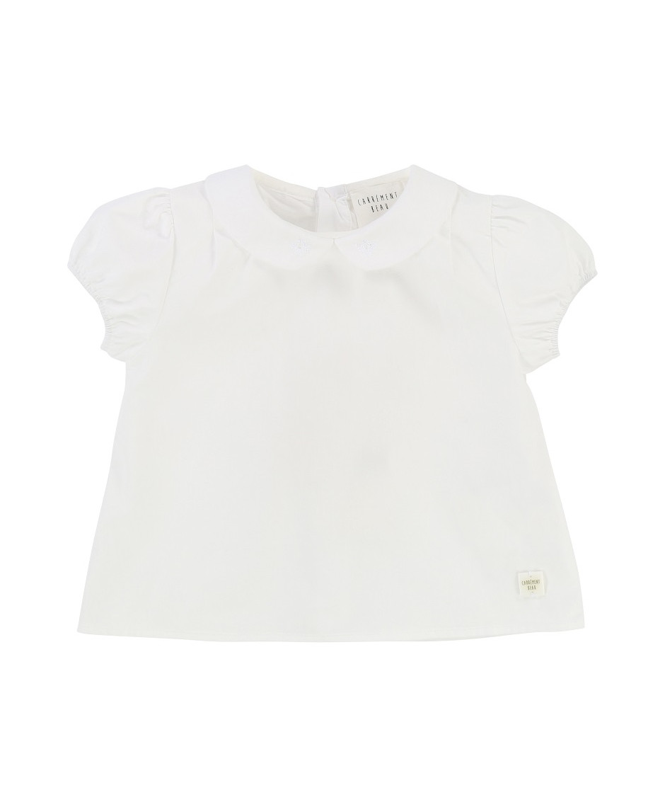 CARRÉMENT BLOUSE BABY OFF WHITE