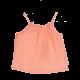 PLUMETI RAIN DRESS BABY PAPAYA