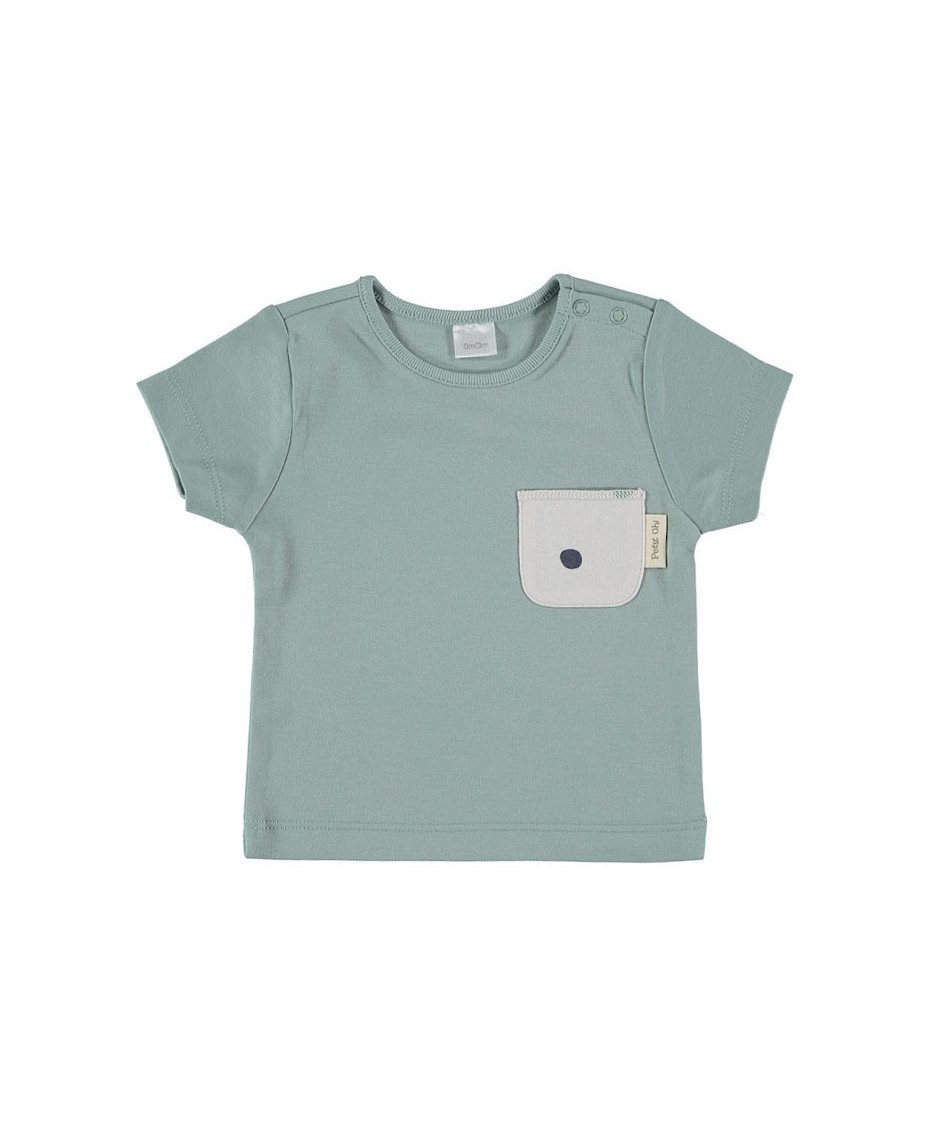 PETIT OH T-SHIRT GREEN